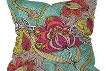 Delightful Pillows & Curtains / by Ashley Alyssa Sample