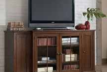The Media Room / Create the perfect combination of style and function to accent your living area.