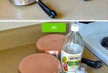 triki czyszczenia