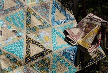 Quilts and Fabric / by janna890