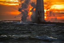 Lighthouses / by Janet Berry