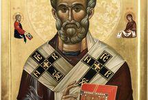 Icons- Αγιος Νικόλαος / Religious icons - Saint Nicolaos