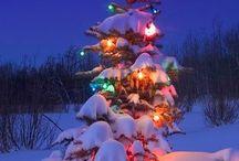 lampki i święta