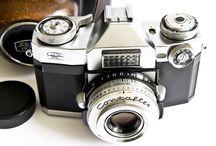 Cameras / Old film cameras