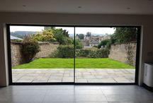 Glass doors / Glass doors, sliding doors & windows, balcony doors