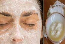 Máscara pele