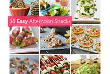 snacks / by Jana Allen