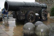 Black powder Artillery
