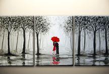 Art multi panel
