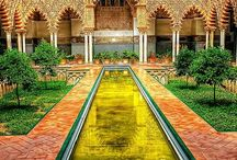 PALACES OF SPAIN