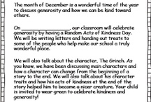 Random acts of kindness ideas for class