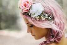 In my hair