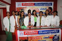 Positive Homeopathy - Women's Day Celebrations / On the occasion of International Women's Day Positive Homeopathy Group Celebrated it and invited a celebrity.
