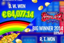Casino Winners / There's no feeling that can compare to the feeling of winning, and winning big!