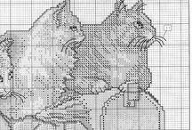 Cross Cats / by Corrie De Groot