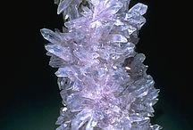 Minerals.Aquamarine,Crystals, Quartz & Onyx / by Brenda Ison