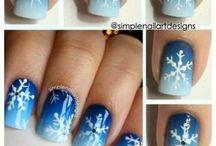 Nails!!! / by Gina Emberton Waltz
