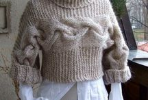 Knitted clothes / Folklore, knitted jacket or bolero for my bunad