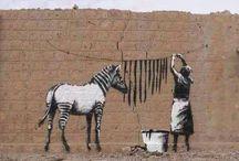 Arte di strada / Tutto quello che amo nei muri e per strada