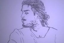 Pencil Plus Paper / that's my drawzzz