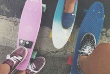 Pennyboards♡Longboards