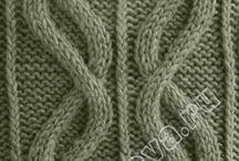diseño bufanda