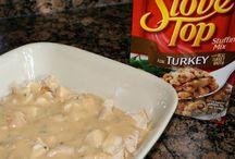 Leftover Chicken/Turkey Recipes