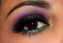 Kaya's makeup inspiratie
