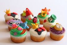 Cupcake and Cookie designs / Cupcakes and Cookies