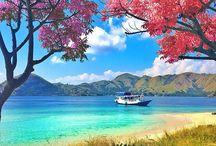 Viagem Indonésia