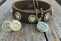 Matching Bullet Ammo Jewelry Sets