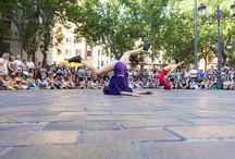 Trayectos 2015 / Trayectos Festival Internacional de Danza Contemporánea en paisajes urbanos.