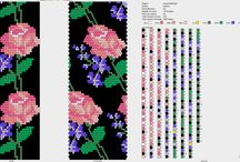 26-30 korálkové vzory