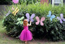 Enchanted Fairyland Birthday Party
