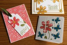 My Stampin' Up Creations / items I make with Stampin' Up supplies