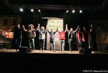 Green Tour 2013 - Zelig a Prato / CoReVe premia la città di Prato per gli ottimi risultati ottenuti nella raccolta differenziata del vetro di qualità - Le foto sono state realizzate da Alessandro Pucci Photo-VideoMaker