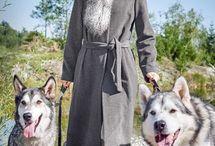 Burda coats