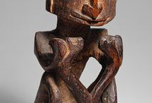 Papua Primitive Art