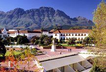 Stellenbosch Uni