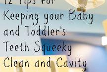 Baby health tips