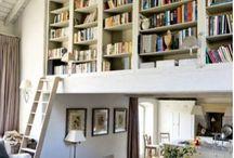 bibliothèques de rêves ou insolites