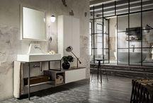 Trend: Industriële look / trends in de badkamer: industriële look