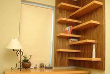 Home Design Ideas / Maximizing space, minimizing clutter