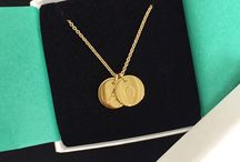 Make It Personal / Looking for something with a special personal touch? From our Sienna Disc Necklaces to our made to order plain disc Necklaces and Bracelets, explore all the different options of how to engrave and make it personal with initials and/or a date, making the perfect gift or treat for yourself.