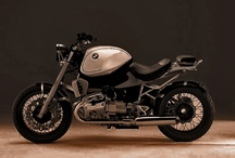 racer café BMW / transformation moto BMW