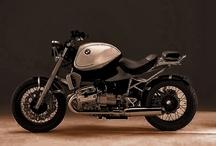 racer café BMW / transformation moto BMW