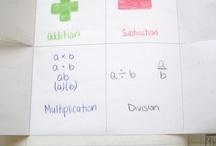 Math Co-teaching Ideas / by Lisa Smith-McDougal