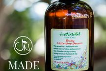 Sensitive Skin Solutions / Gentle, non-irritating sensitive skin formulas.
