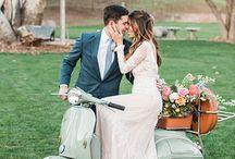 Vespa wedding ideas