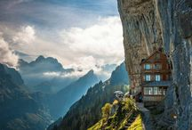 Viagens - Suíça  / Locais a visitar